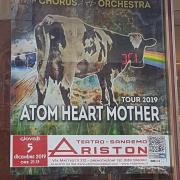 Affiche Concert Pink Floyd Legend